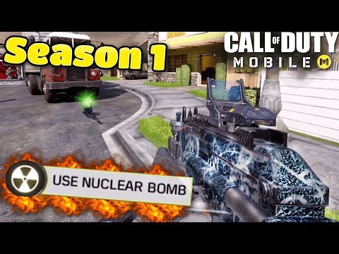 My First SEASON 1 Call Of Duty Mobile Multiplayer Game! | Call Of Duty Mobile Gameplay