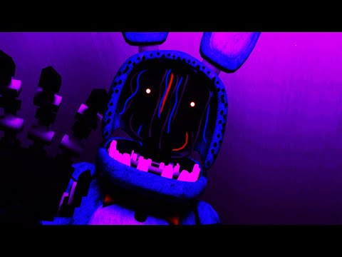 WITHERED BONNIE IS HOVERING OVER MY BED AND IM FROZEN!!! Five Nights at Freddy's: The Twisted Sister