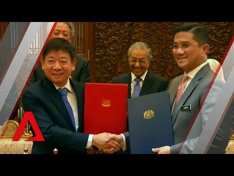 Singapore, Malaysia sign agreement to postpone KL-Singapore High-Speed Rail project
