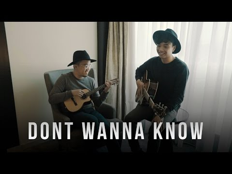 Don't Wanna Know - Maroon 5 | BILLbilly01 ft....