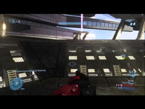 Halo 3 - Team Slayer  on Construct Online Multiplayer HD Gameplay Xbox 360