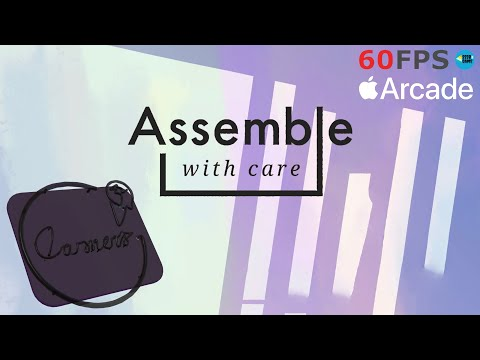Assemble With Care: Chapter 6 In The Dark , Apple Arcade Walkthrough  