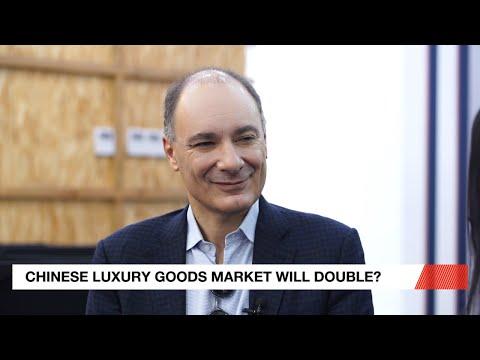 China's Luxury Market Will Double?