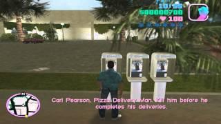 Grand Theft Auto: Vice City - Mission #5 - Road Kill