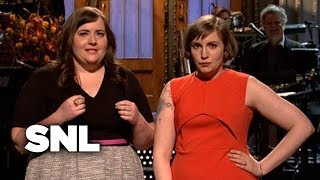 Repeat youtube video Lena Monologue - Saturday Night Live