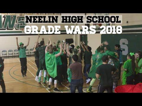 NHS Grade Wars 2018