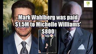 Video Mark Wahlberg was paid $1.5M to Michelle Williams' $800 download MP3, 3GP, MP4, WEBM, AVI, FLV Juli 2018