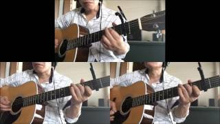 One Year Of Love - Queen Acoustic Guitar Cover