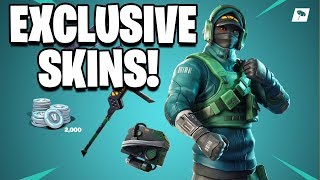 "*NEW* FREE FORTNITE ""STREET OPS"" SKIN BUNDLE! How To Get New Fortnite EXCLUSIVE Skin Pack!"