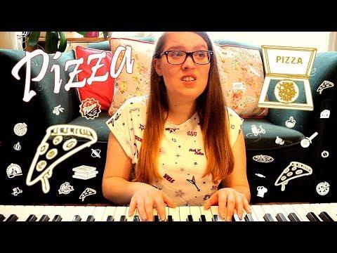 Pizza 🍕 an original song | Sarah Douglas