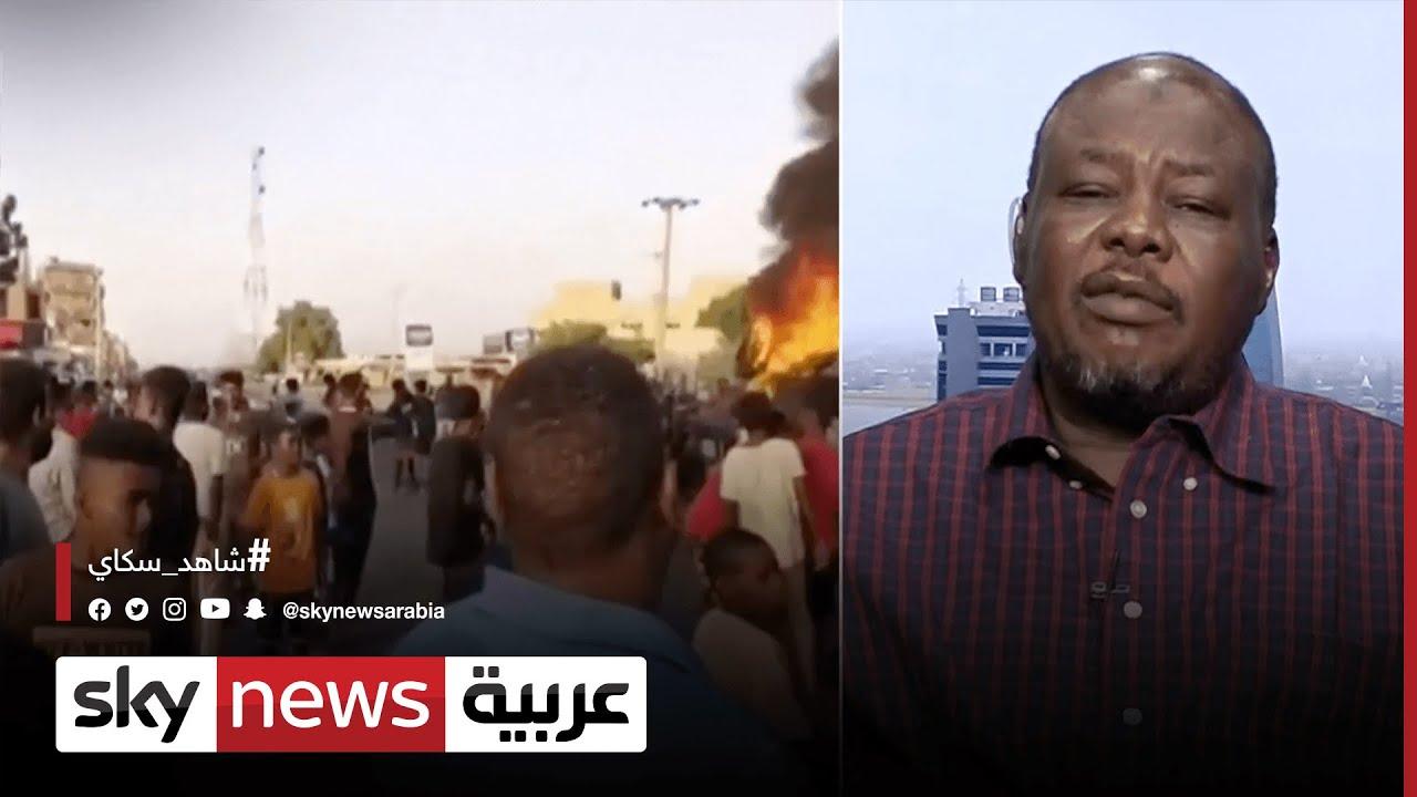 أشرف عبد العزيز: حكومة البرهان تواجه الآن تحديا خارجيا وداخليا  - نشر قبل 4 ساعة