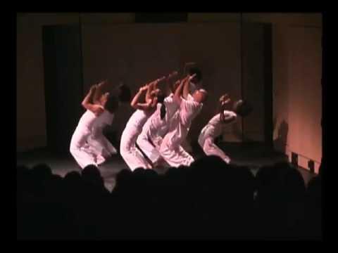 Contra-Tiempo: Urban Latin Dance Theater