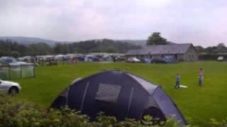 Caravan Park Bala Gwynedd - Tytandderwen Caravan Park