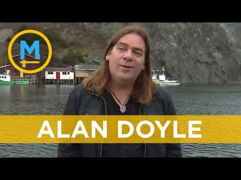 Great Big Sea's Alan Doyle takes us inside Newfoundland's music   Your Morning