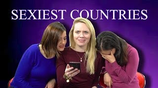 Baixar Sexiest Countries - Women Respond