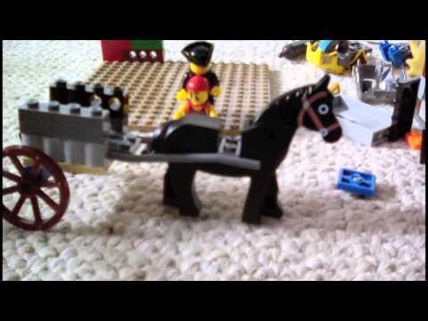 The Boston Siege - Lego Style