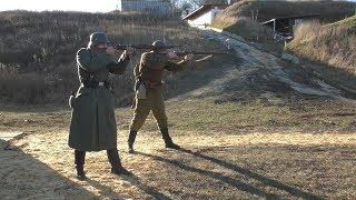 Маузер К98 против винтовки Мосина-Нагана М91/30 Часть 4 / Mauser K98 vs. Mosin-Nagant M91/30 Part 4