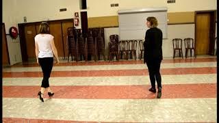 Pour oublier line dance Aurore et Véronique