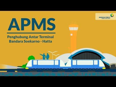 APMS | Automated People Mover System Bandara Soekarno-Hatta