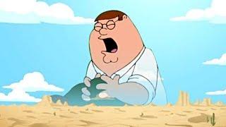 Peter screams loud enough