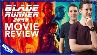 Blade Runner 2049 - Movie Review streaming