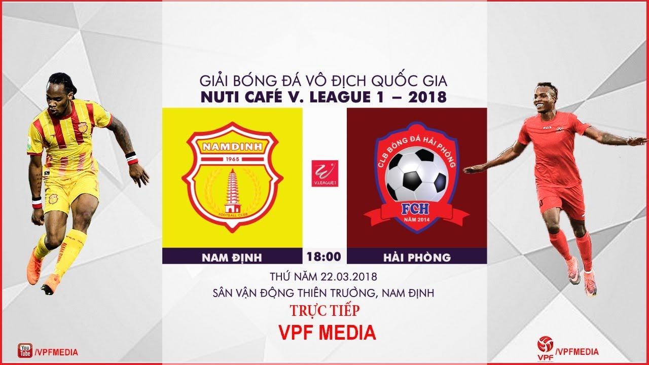 Xem lại: Nam Định vs Hải Phòng