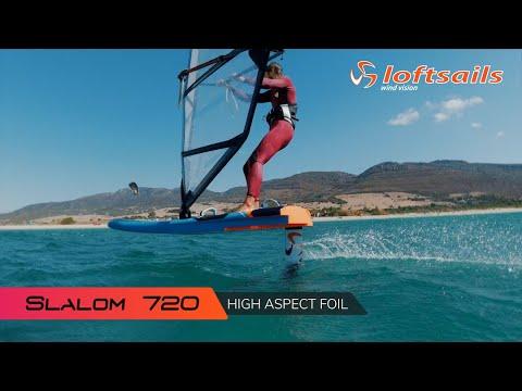 Loftsails 2021 Slalom 720 — High Aspect Foil