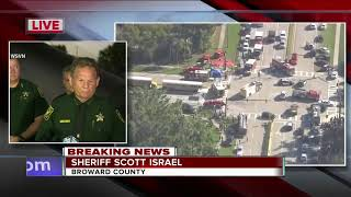 News Update: Broward County Sheriff Confirms 17 Dead In South Florida High School Shooting Killer Id
