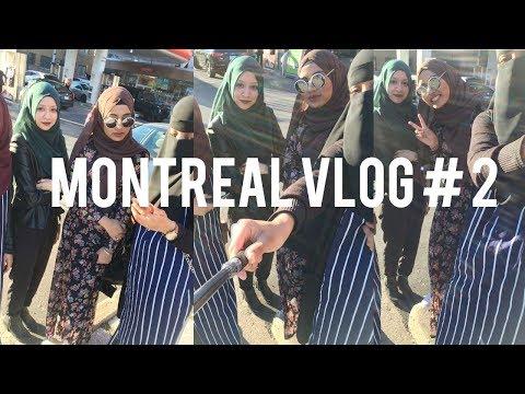 MONTREAL 2017 | VLOG # 2