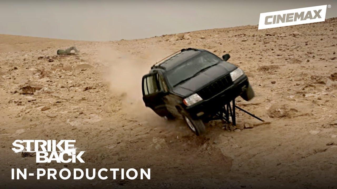 Download In Production: Strike Back   Day 04: Amman, Jordan