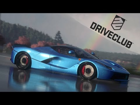 1 Hour of DRIVECLUB Gameplay, Random Events | 3 Year Anniversary!
