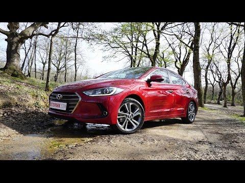 TEST Hyundai Elantra 1.6 CRDi Elite