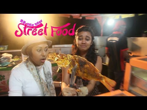 Street Food in Sri Lanka | Colombo | Gall face | Christina Garce | Priyanga | Salt | itsSalt