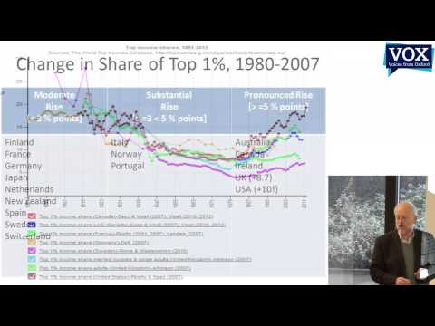 Inequality, Growth and Living Standards