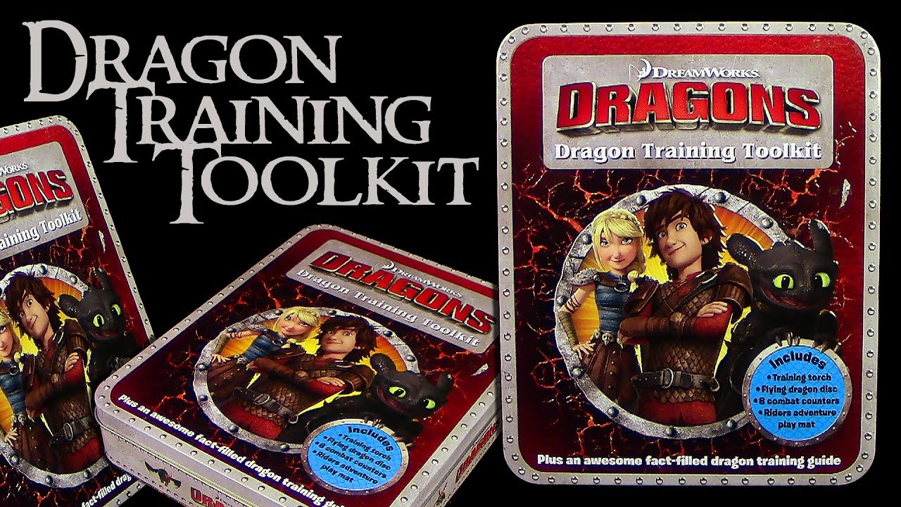 Dragons - Dragon Training Toolkit - Unboxing & Review ...