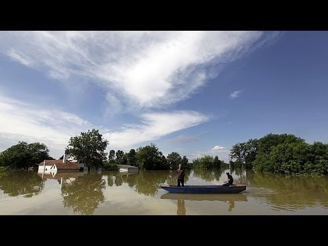 Serbia declares national mourning for flood victims