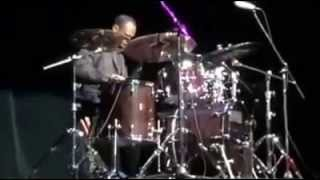 Ron Otis Solo-Live With Earl Klugh-Beier 1.5 Steel Snare--5.5 x 14