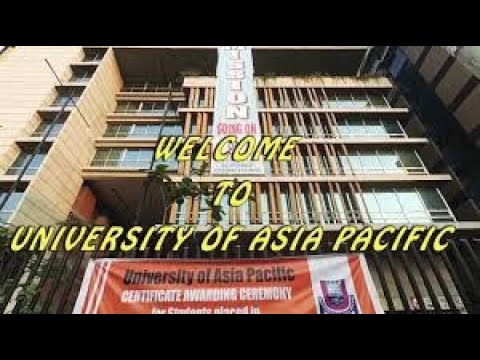 Documentary about UNIVERSITY of ASIA PACIFIC