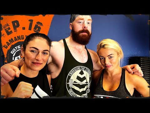 Celtic Warrior Workouts: Ep.016 Absolution Full Body with Sonya DeVille & Mandy Rose...