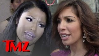 Nicki Minaj to Farrah Abraham, You're a C, Bitch!!! | TMZ