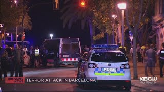 Spain Reels From Two Terror Attacks Authorities Say Were Linked
