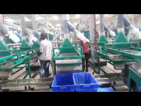 Fully Automatic Cashew Nut Processing Plant Contract