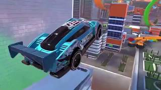 Hot Wheels id Race Portal, Hot Wheels id takes vehicle play to a new level of pounding excitement