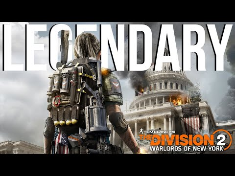 The Division 2 | Legendary Capitol Building Stronghold