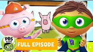 Super Why FULL EPISODE! | The Three Little Pigs | PBS KIDS