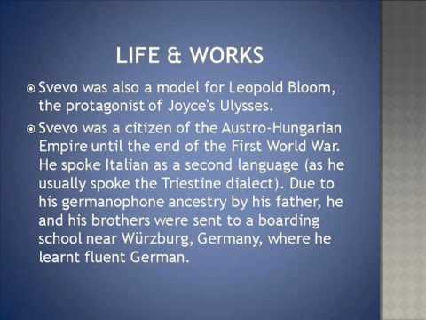 Italo Svevo Life & Works