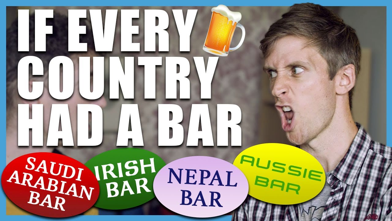 If Every Country Had a Bar | Foil Arms and Hog