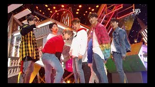 Copyrightⓒ2018 SBS Contents Hub Co., Ltd. & YG Entertainment Inc. All rights reserved. [iKON - '고무줄다리기 (RUBBER BAND)' 0311 SBS Inkigayo] *TVcast ...