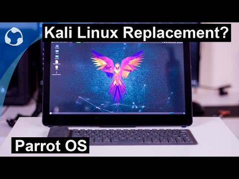 Kali Linux Replacement? Parrot Security OS for raspberry pi 3