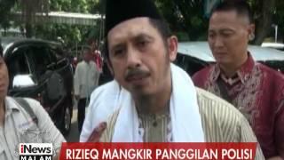 Wakil Ketua GNPF MUI Berharap Polisi Menjaga Suasana Kondusif Dalam Kasus Rizieq - iNews Malam 16/05